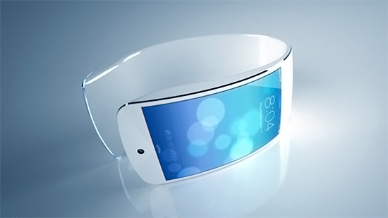 Future iWatch Concept