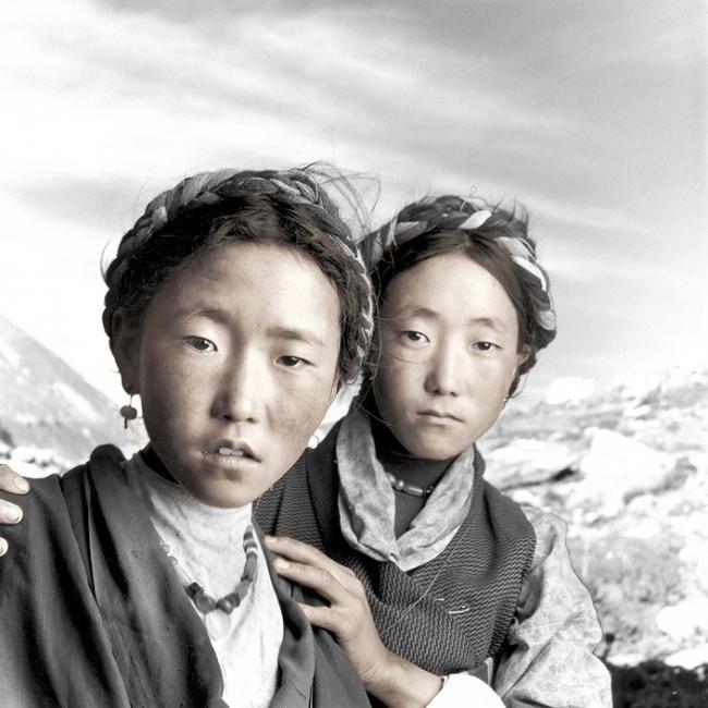 Tibet, people