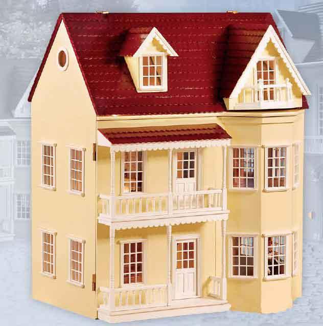 Casitas de mu ecas casas de mu ecas de madera carritos for Tejados de madera casas