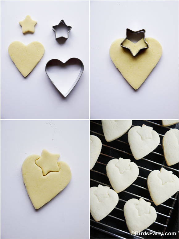 how to make a cookie cutter template