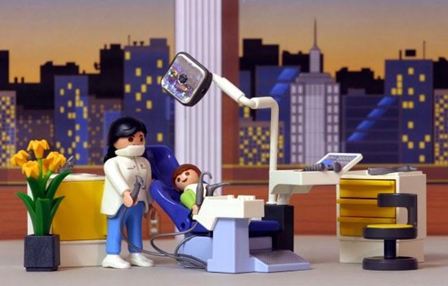 Playmobil personalizados dentista