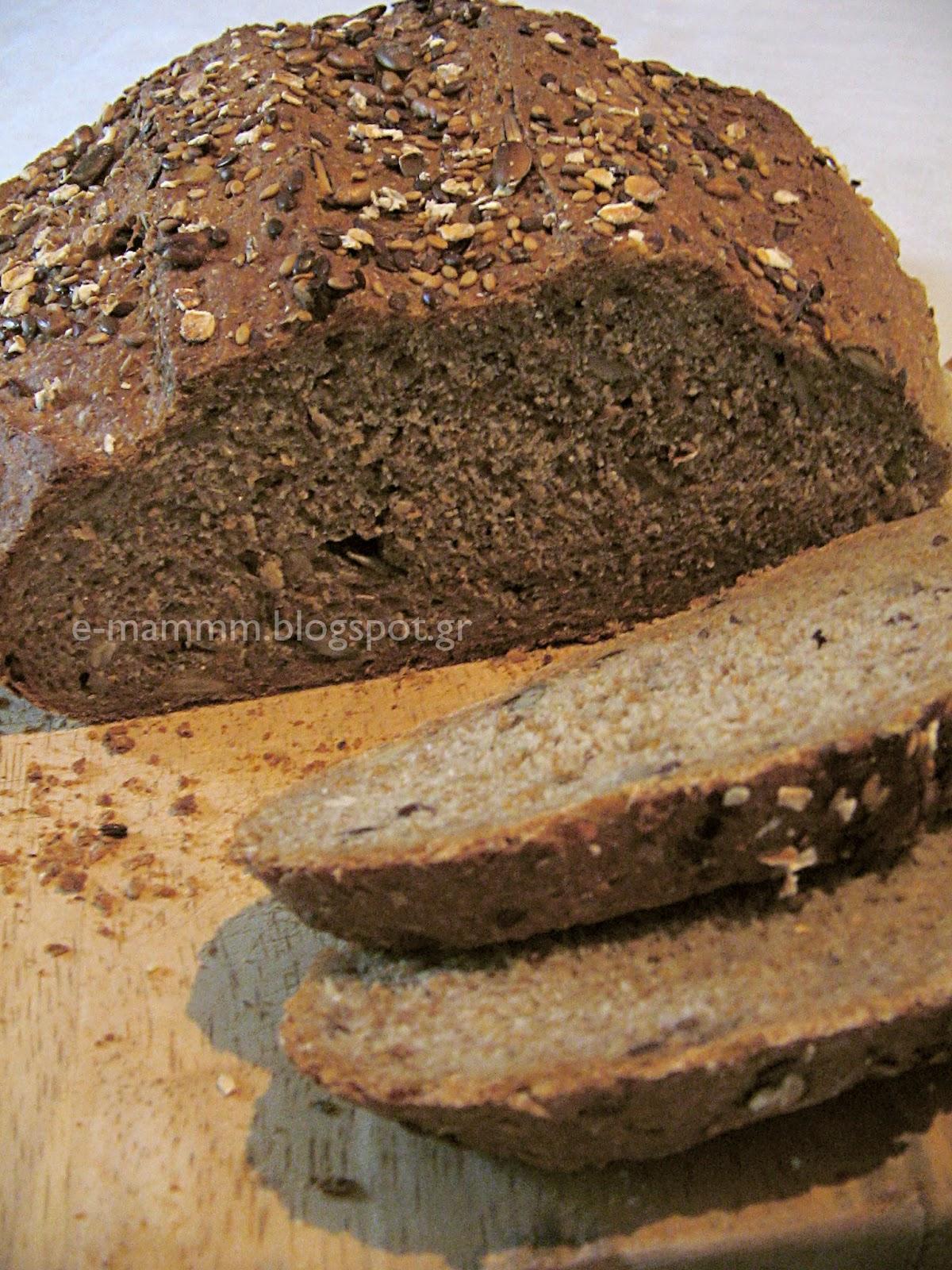 Πολύσπορο Ψωμί