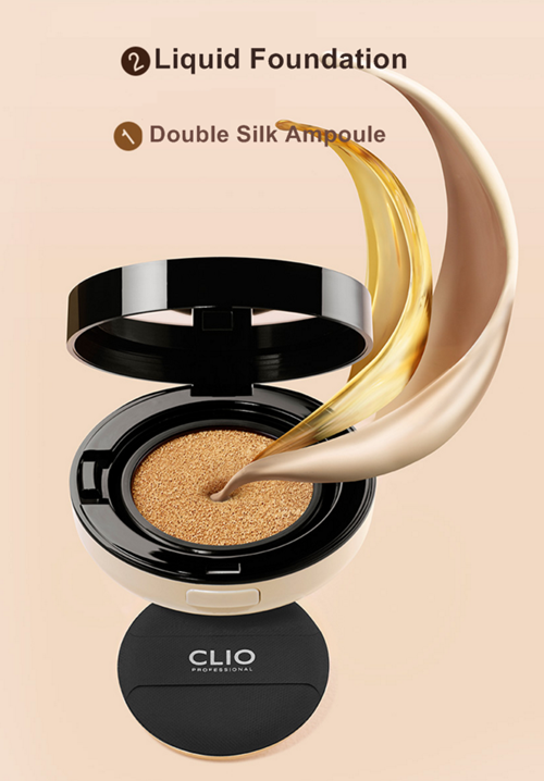 Clio Kill Cover Liquid Founwear Ampoule Cushion