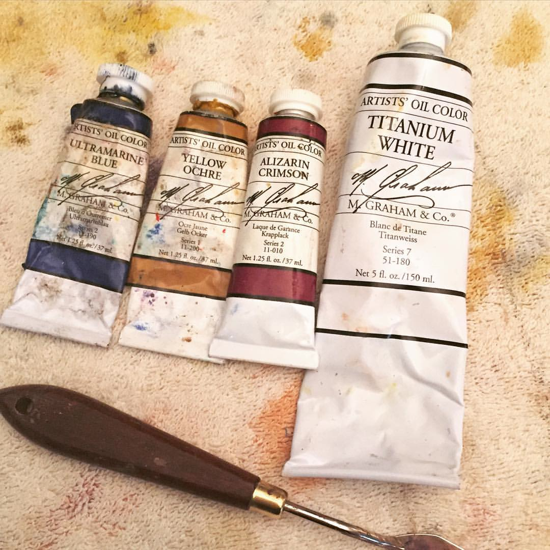 How Long Will Oil Paints Last On Palette