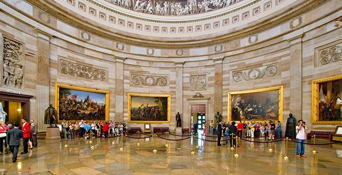 Us State Capitol Building Virtual Tour