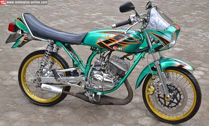 Top modifikasi motor king 2015