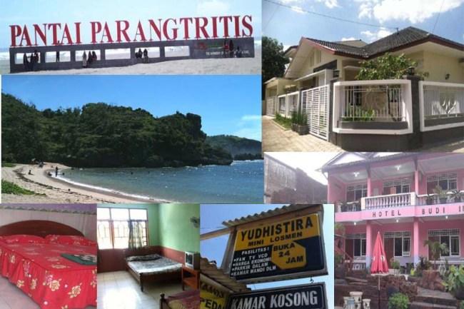 Hotel Murah Dekat Pantai Parangtritis Untuk Wisatawan