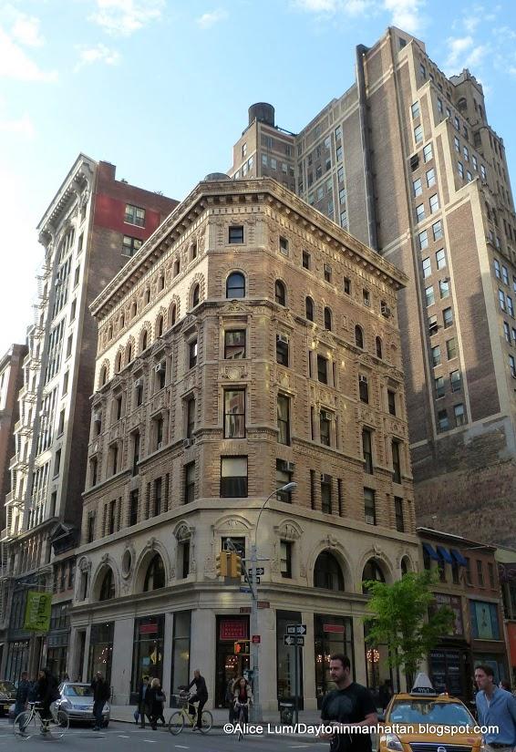 daytonian in manhattan the 1891 warren building nos 903 907