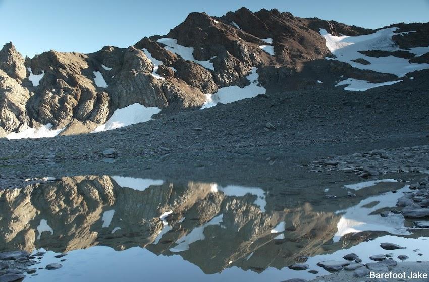 lillian glacier