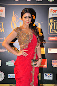 Shriya Sizzling in saree at IIFA Utsavam-thumbnail-14