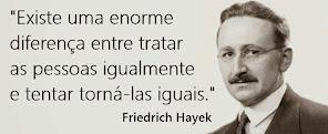 Fala Friedrich Hayek