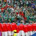 Aun con el árbitro en contra, México 3, Croacia 1