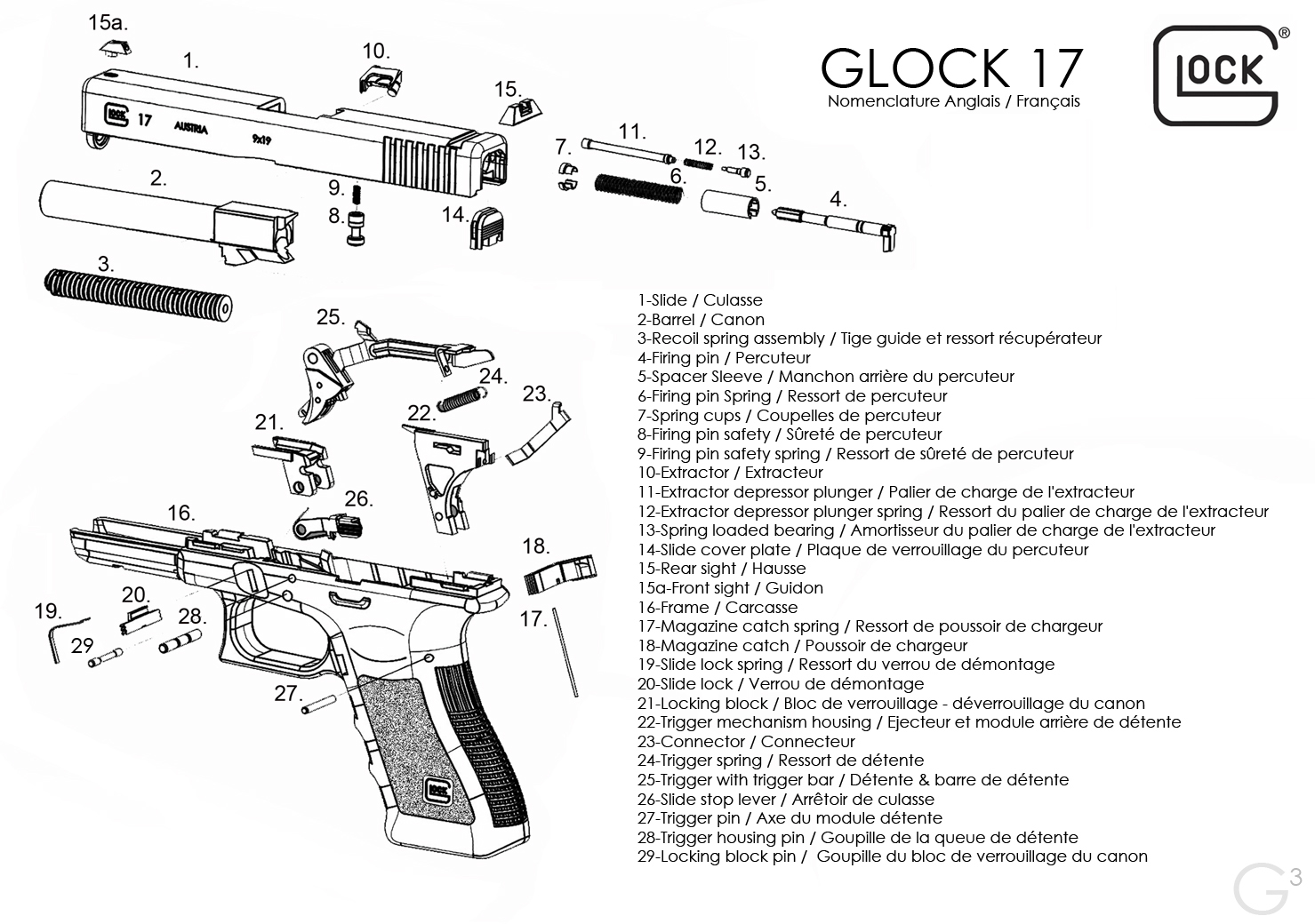 revolver nomenclature diagram revolver get free image about wiring diagram