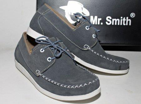 Sepatu Mr.Smith SMITH2013 ABU