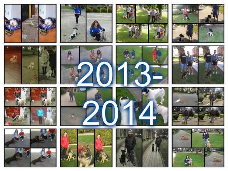 TRABAJOS 2013-2014