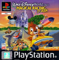 Free Download Games Walt Disney World Quest - Magical Racing Tour PSX ISO Untuk KOmputer Full Version ZGASPC