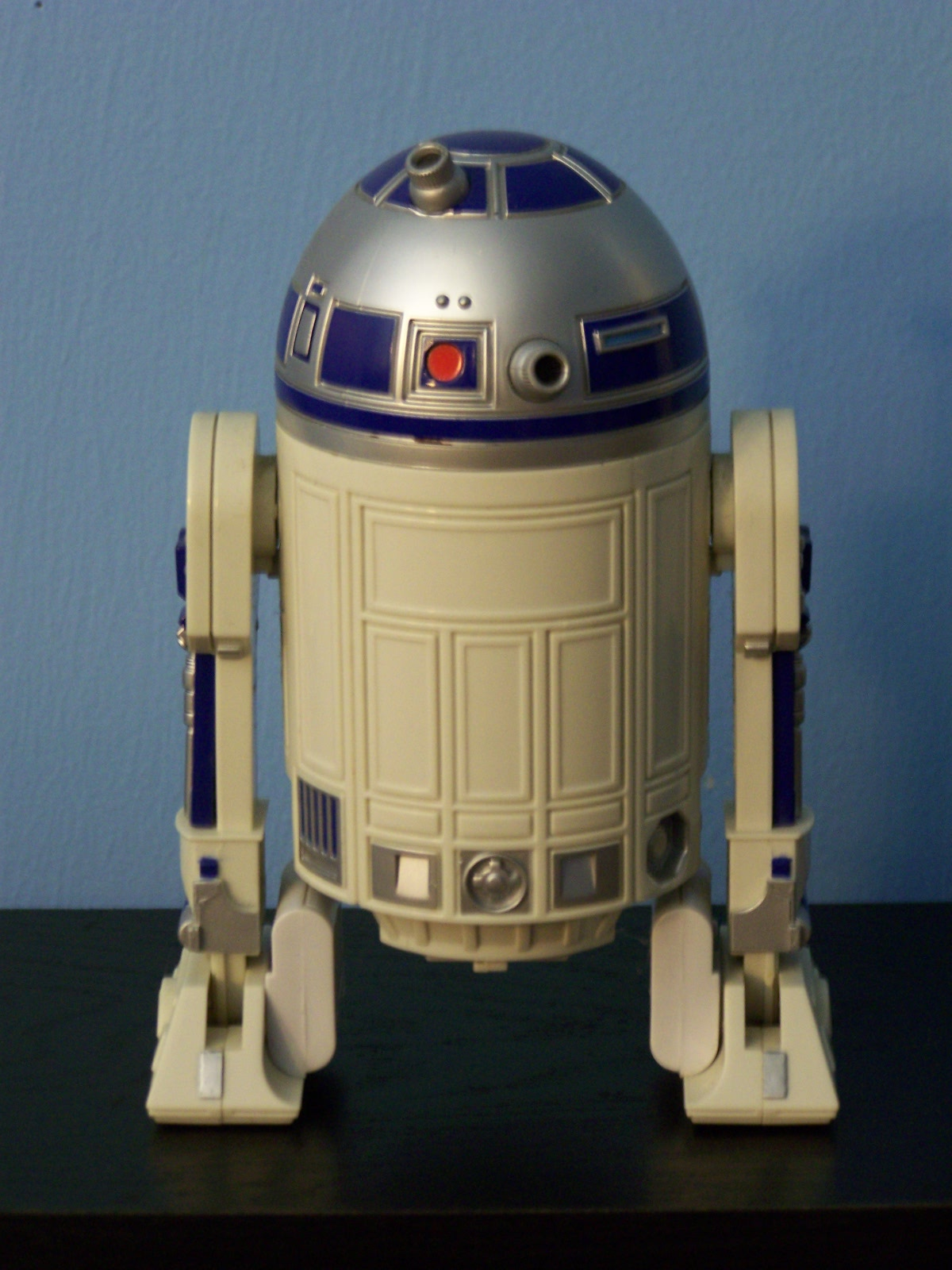 R2d2 Back R2-D2 and C-3PO: Kenne...