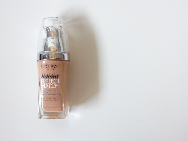 L'Oréal Perfect Match Make-Up