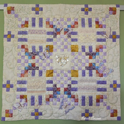 Quilt 'Magical World'