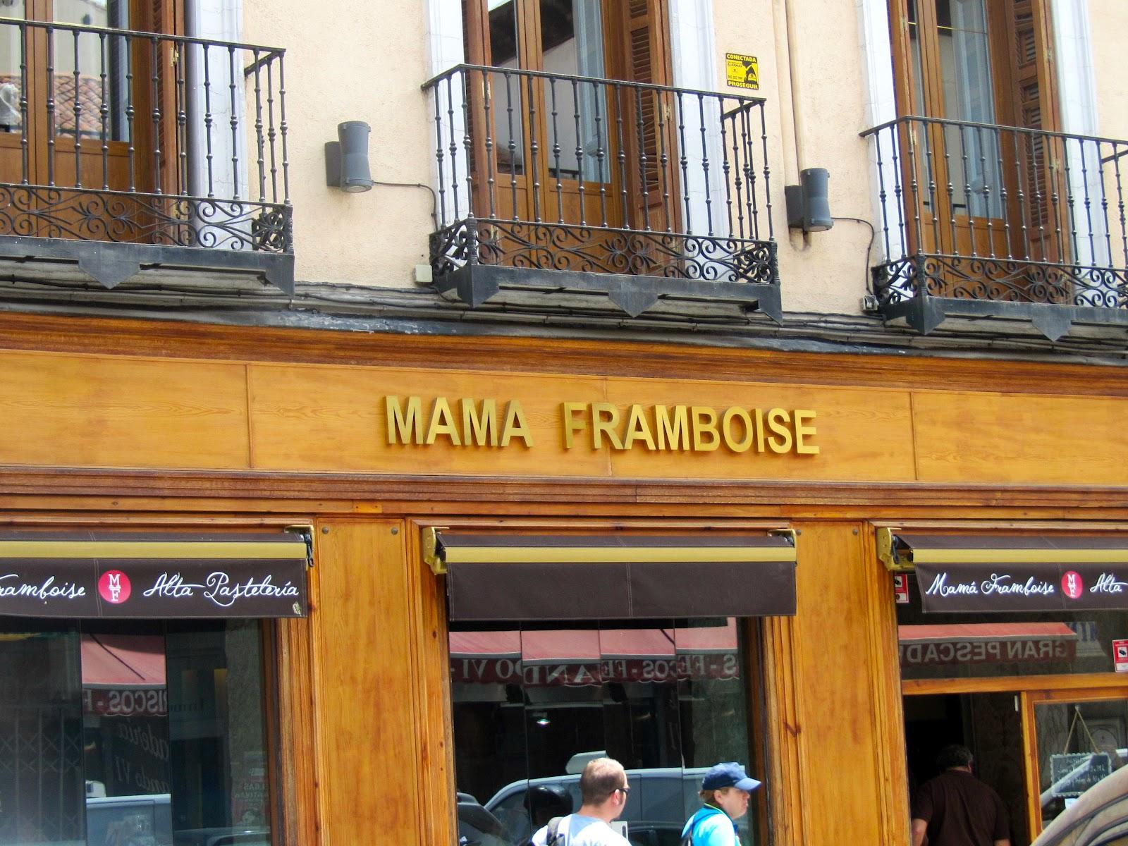 My Little Madrid: bakery