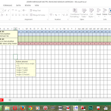 Cara Membuka Password VBA di Excel 2013