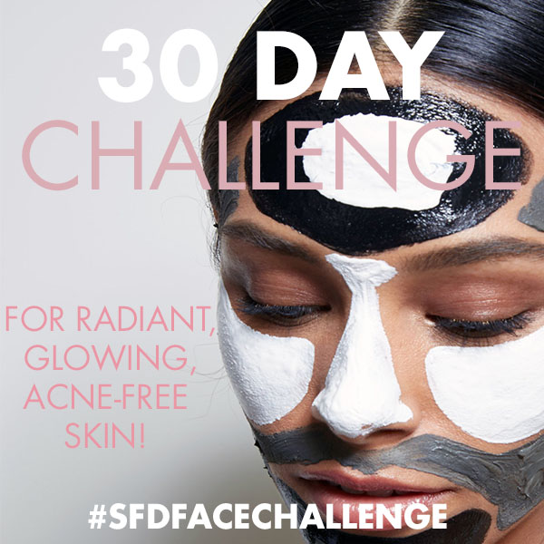 30 Day Challenge to Flawless Skin