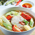 Canh Chua Ca Bong Lau - Catfish Spicy Sour Soup Recipe