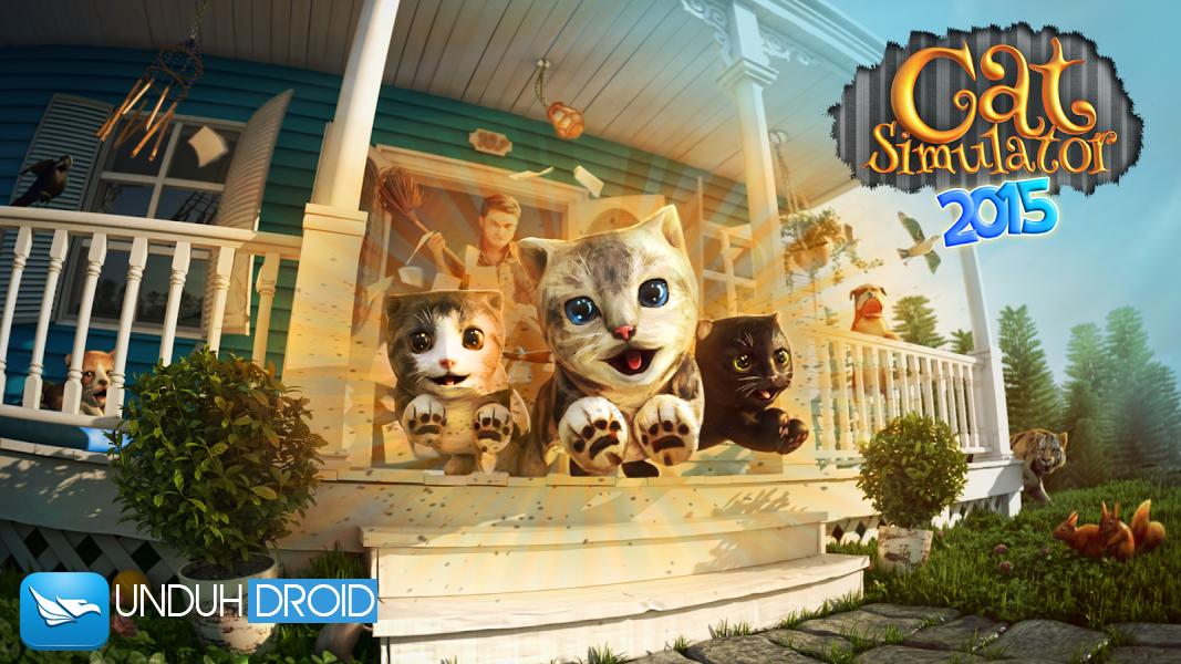Cat Simulator v1.1.0 Mod Android Terbaru