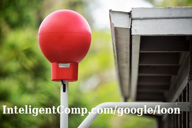 Antenna to Receive Signal from Baloons