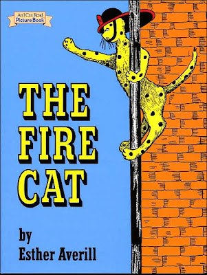 The Fire Cat book cover (I can Read Picture Book) by Esther Averill