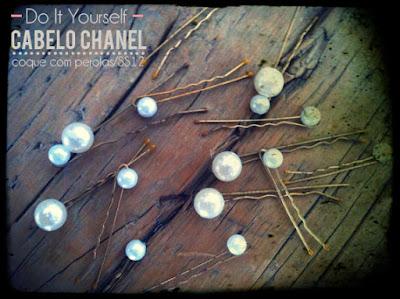 Pérolas da Chanel
