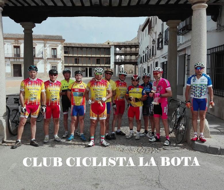 Club Ciclista La Bota