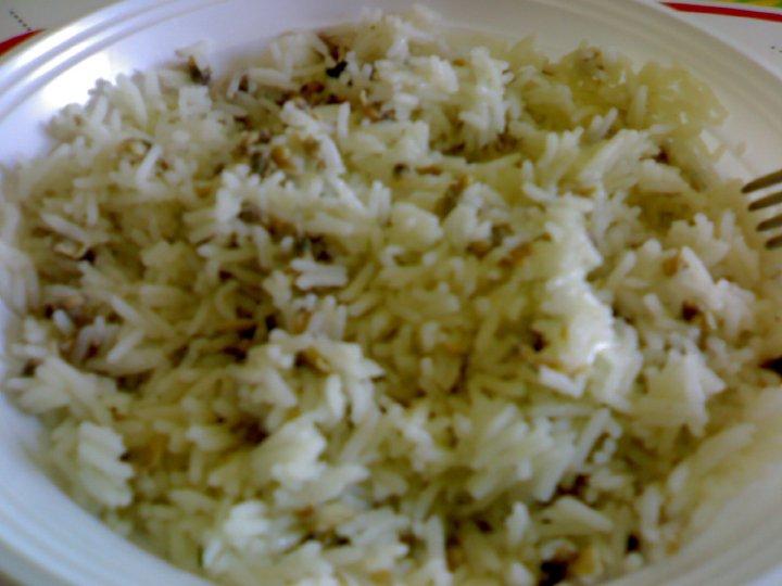 le ricette della zia vale: riso basmati alle vogole e limone - Come Cucinare Le Vongole Surgelate