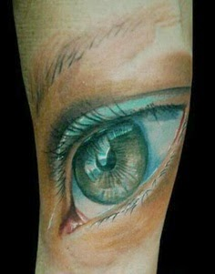 3D tattoo ..., the detail is incredible..