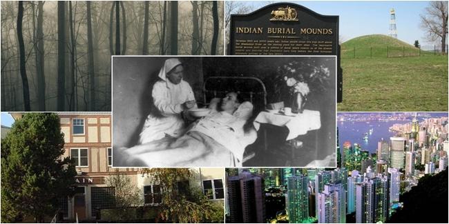 Rumah sakit, tempat merawat pasien yang menderita sakit hingga sembuh