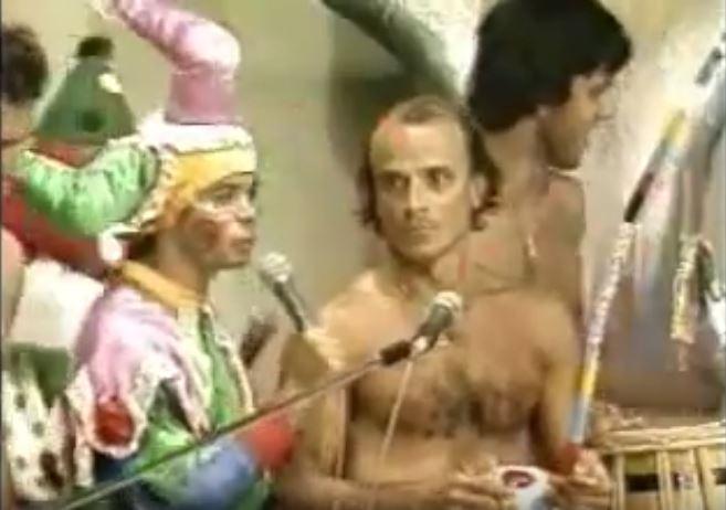 Programa Carrossel TV Brasília - 1982