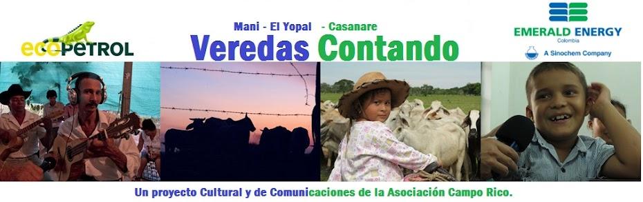 Veredas Contando / Emerald Casanare / Asociación Campo Rico