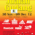 Shoes Adidas NIKE Warehouse Clearance Sale: 30 NOV - 9 DEC 2012