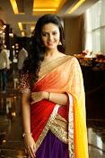 Sri Mukhi glamorous photo shoot-thumbnail-17