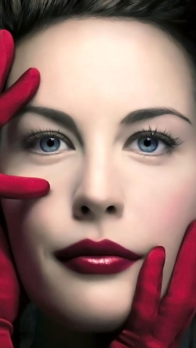THE BEAUTY OF LIV TYLER - UNITED STATES