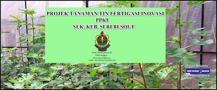 Projek Tanaman Pokok Tin (PPKI)