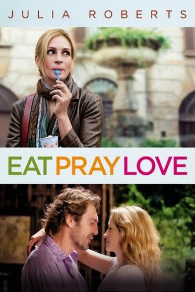 Eat Pray Love (Released in 2010) - Starring Julia Roberts, Javier Bardem, Billy Crudup, Richard Jenkins, Viola Davis, James Franco