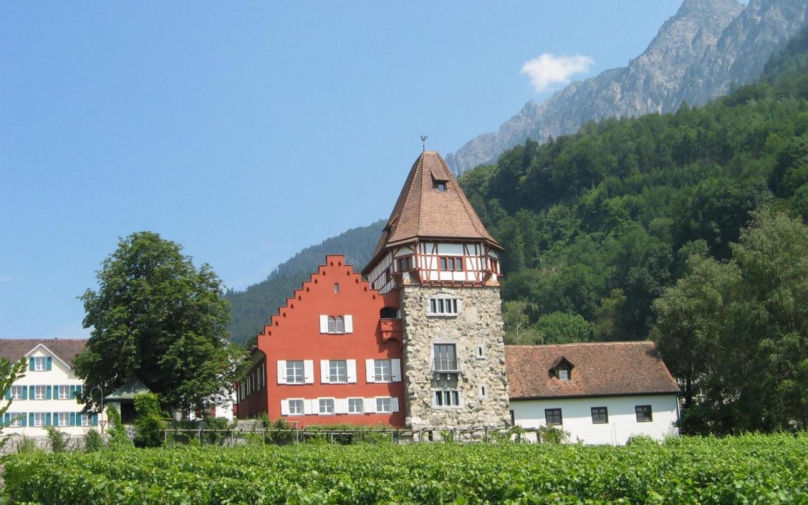 Architecture Vaduz