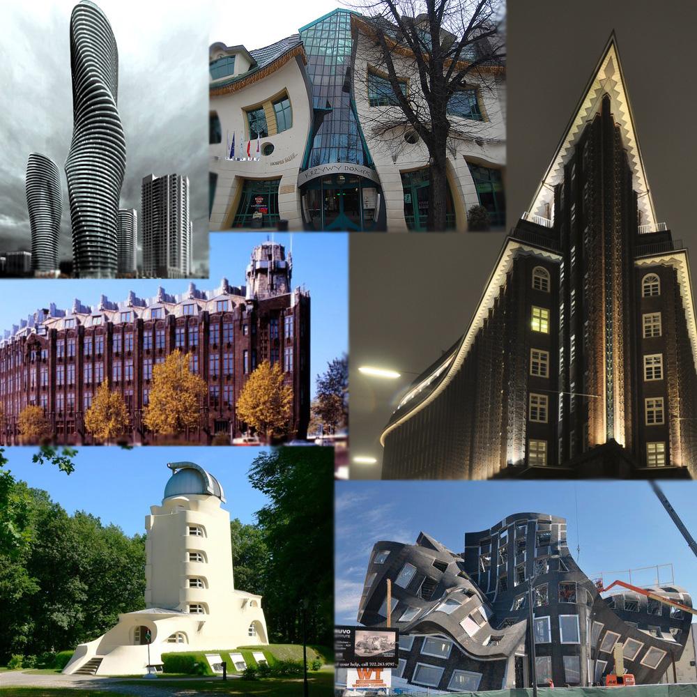 menteactiva arquitectura expresionista