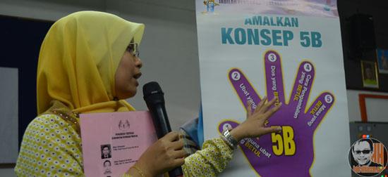 Aktiviti Kebajikan Persatuan Kebajikan Kakitangan Islam Hospital Parit Buntar