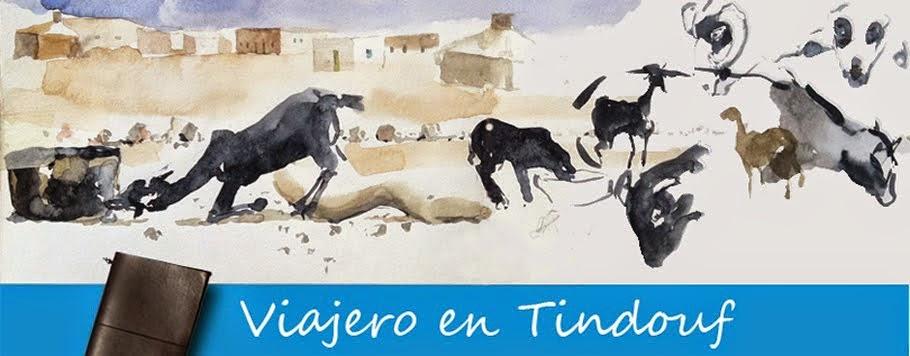 Viajero en Tindouf