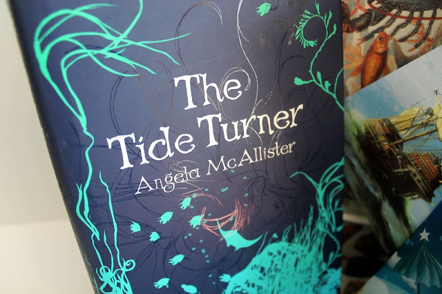 The Tide Turner - by Angela McAllister