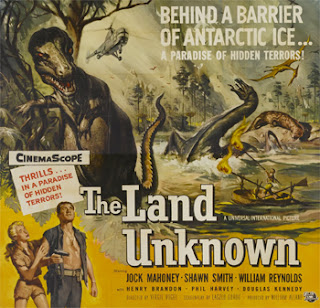 Poster - The Land Unknown (1957)