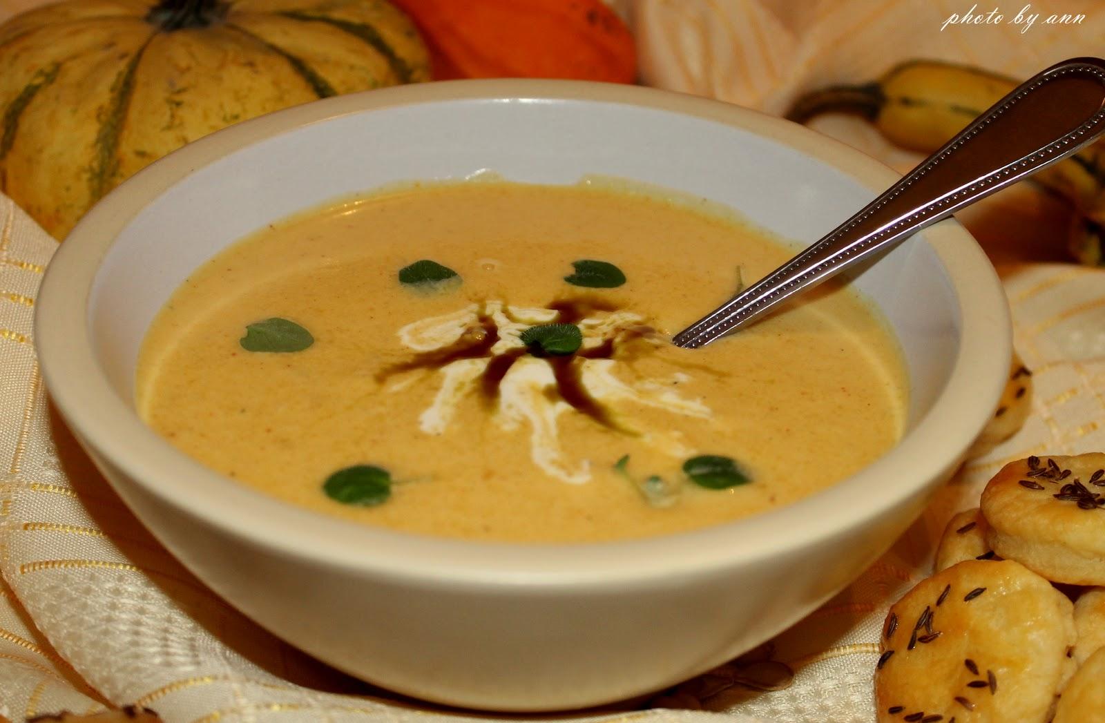krem juha od bundeve i slana savijača od bundeve i krumpira ili