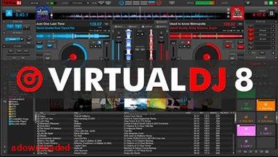 Atomix VirtualDJ Pro 8.0 Build 2378 Serial